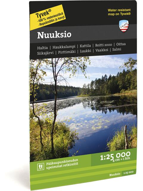 Calazo Nuuksio 1:25.000